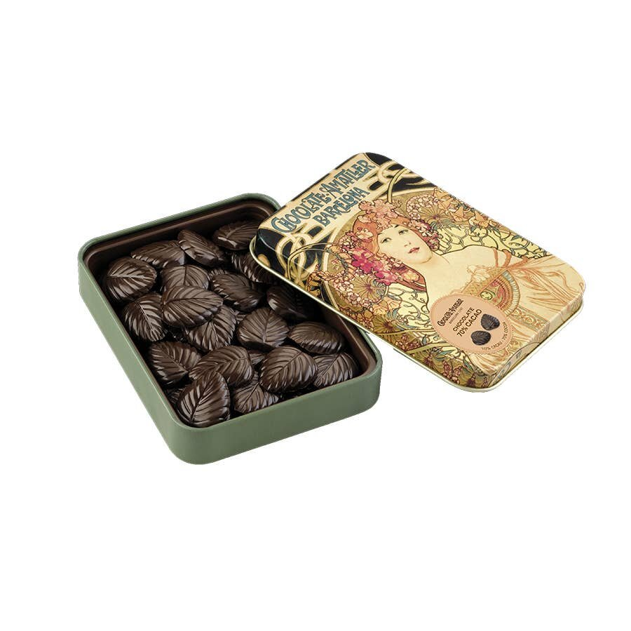 Dark Chocolate in a Collectable Tin