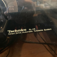 Load image into Gallery viewer, Technics Upright Turntable SL-V5