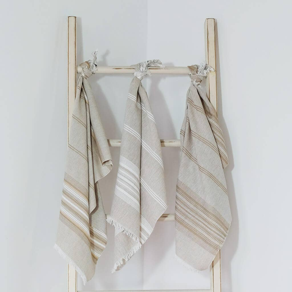 Striped Kitchen Towel (set of 2)