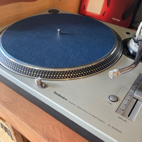 TECHNICS TURNTABLE SL-1200M3D