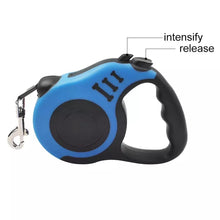 Load image into Gallery viewer, AUTOMATIC PET RETRACTABLE LEASH