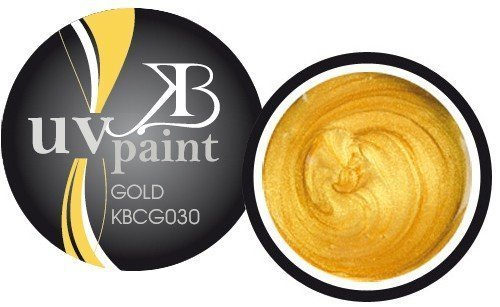 UV Paint Gold