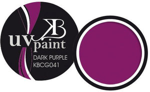 UV Paint Dark Purple