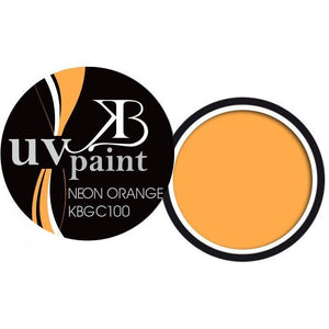 UV Paint Neon Orange