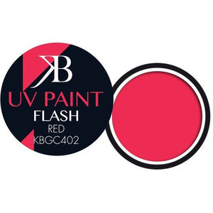 UV Paint FLASH Red