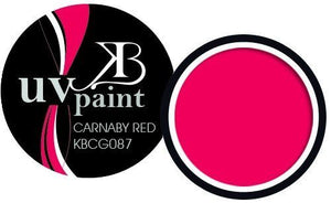 UV Paint Carnaby Red