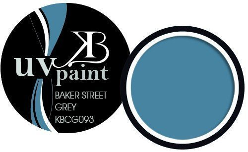 UV Paint Baker Street Grey