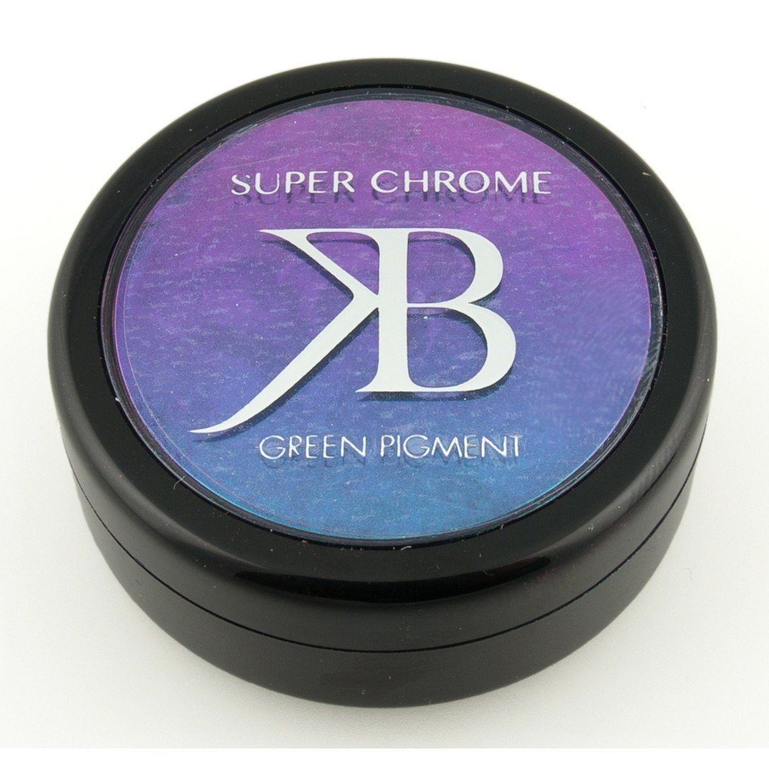 SUPER CHROME GREEN (PIGMENTO)