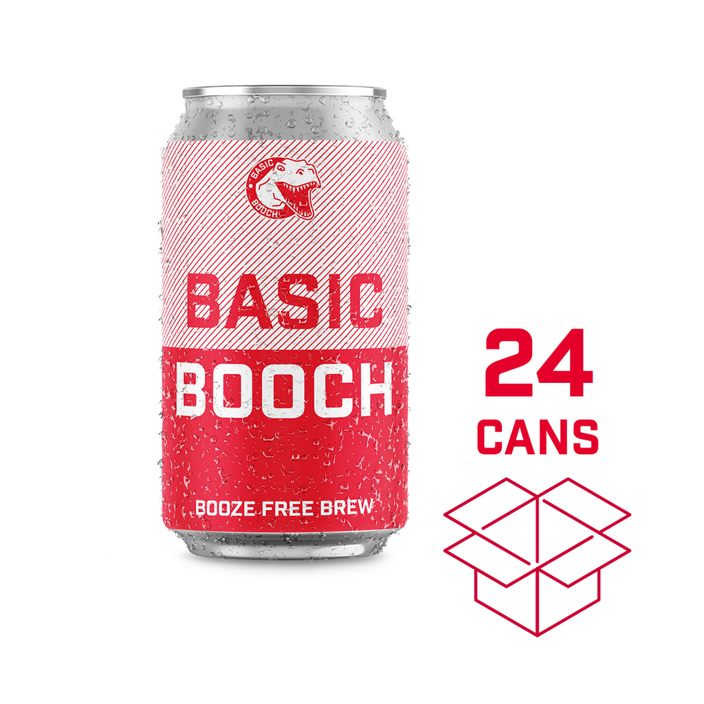 Basic Booch 24 pack