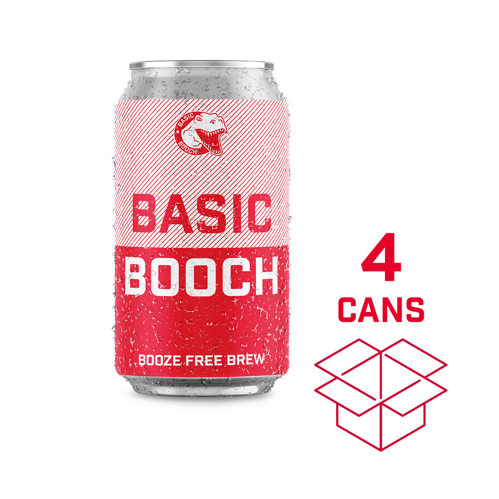Basic Booch 4 pack