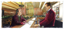 Load image into Gallery viewer, The Shining - Hello Lloyd Print By Jim Ferguson