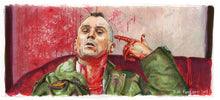 Load image into Gallery viewer, Taxi Driver - Travis Poster Print By Jim Ferguson