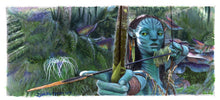 Load image into Gallery viewer, Avatar -  Neytiri Poster Print By Jim Ferguson
