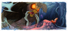Load image into Gallery viewer, The Secret of Nimh - The Great Owl Print By Jim Ferguson
