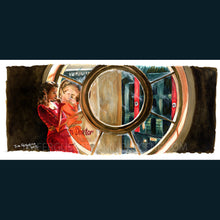 Load image into Gallery viewer, Inglourious Basterds - Shosanna Poster Print By Jim Ferguson