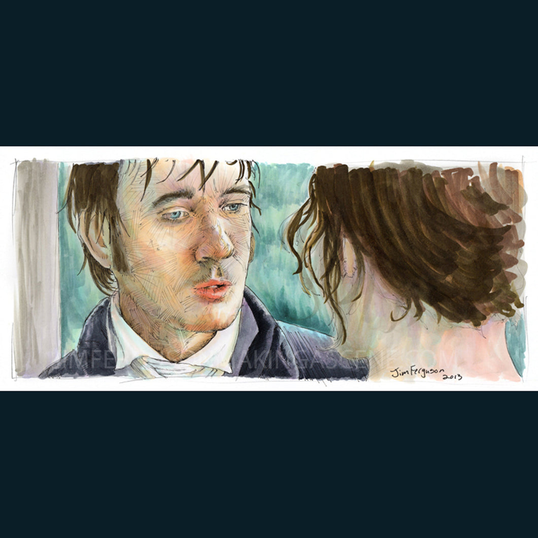 Pride and Prejudice - The Proposal Poster Print By Jim Ferguson