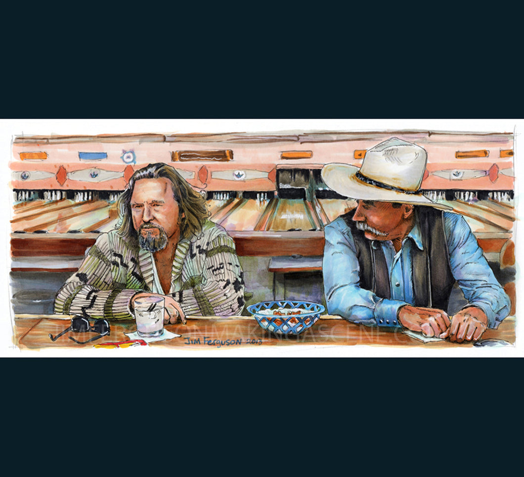 The Big Lebowski - Sometimes You Eat the Bar 5