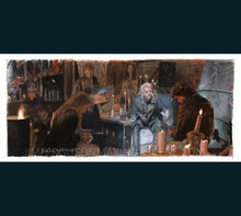 Load image into Gallery viewer, The Lost Boys - You're Eating Maggots Michael Print By Jim Ferguson