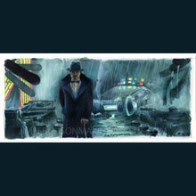Load image into Gallery viewer, Blade Runner - Gaff  Poster Print By Jim Ferguson
