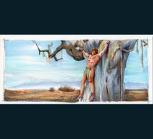 "Load image into Gallery viewer, Conan the Barbarian - Tree of Woe 5""x11"" Poster Print By Jim Ferguson"