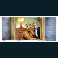 Load image into Gallery viewer, The Shining - Roger and Harry Print By Jim Ferguson