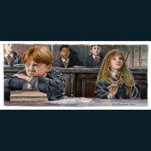Load image into Gallery viewer, Harry Potter - It's leviOsa, not levioSA! Print By Jim Ferguson