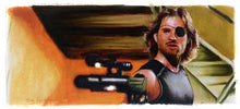 Load image into Gallery viewer, Escape from New York - Call me Snake Movie Art Poster Print By Jim Ferguson