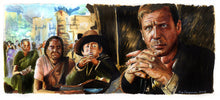 Load image into Gallery viewer, Indiana Jones and the Temple of Doom - Fortune and Glory Poster Print By Jim Ferguson