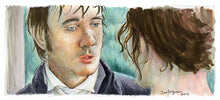 Load image into Gallery viewer, Pride and Prejudice - The Proposal Poster Print By Jim Ferguson