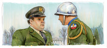 Load image into Gallery viewer, Animal House - What is that on Your Uniform Print By Jim Ferguson