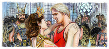 Load image into Gallery viewer, Flash Gordon - Gordon is Alive! Poster Print By Jim Ferguson