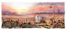 Load image into Gallery viewer, WALL-E - Wall-e and Eve  Poster Print By Jim Ferguson