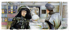 Load image into Gallery viewer, Spaceballs - Mr Rental Print By Jim Ferguson
