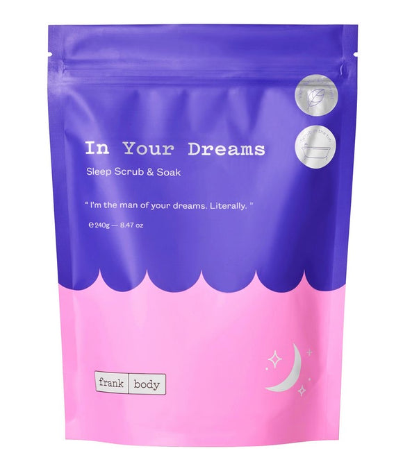 IN YOUR DREAMS SLEEP SCRUB & SOAK