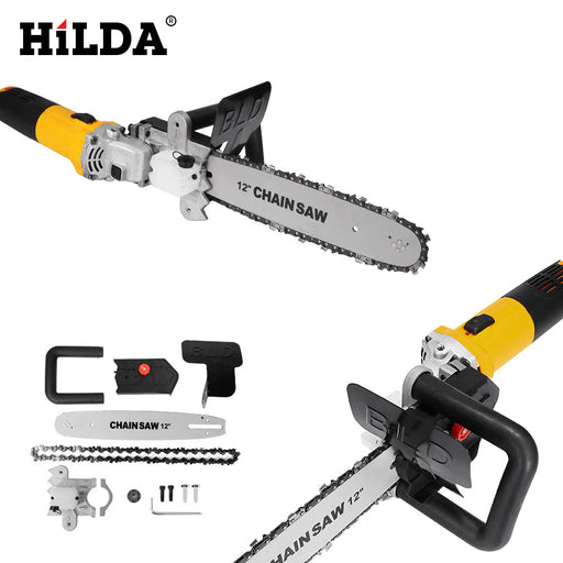 2021 New Year Promotion 40% OFF🎉【ONLY $49.99】 HILDA™ Angle Grinder to Electric Saw Converter 12""