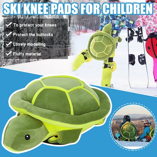 🐢Ski Protective Gear Hip Pad Small Tortoise