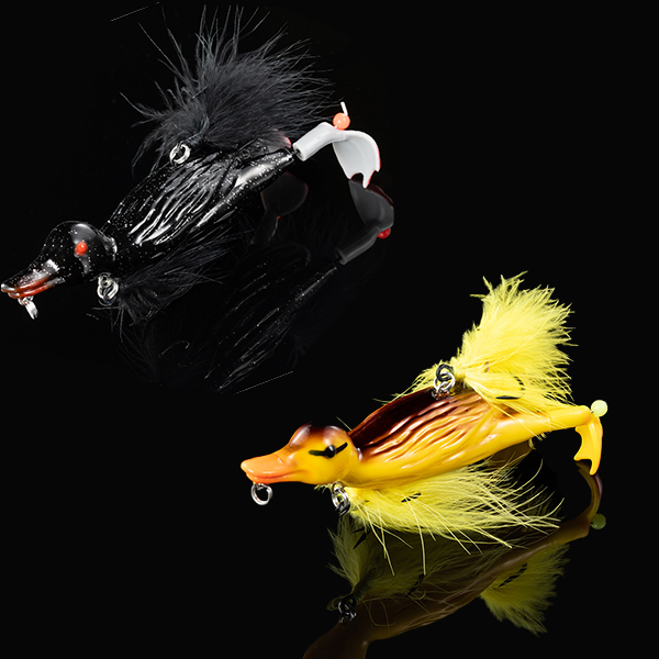 50% OFF TODAY | ALLBLUE™ Crazy Lure Suicide Duck Bait