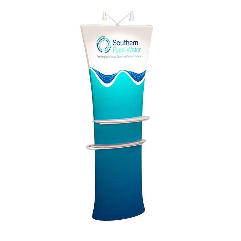 Straight Top - Tension Fabric Banner Stand