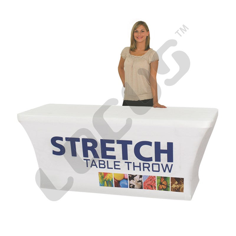 Stretch - Fabric Table Throw