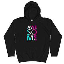 "Load image into Gallery viewer, ""Awesome"" Kids Hoodie"