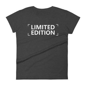 """Limited Edition"" Women's short sleeve t-shirt"