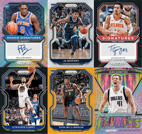 Panini Prizm 20-21 Basktball Sports Cards | North West Cards | Sports cards in the uk