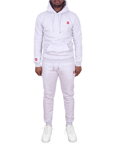 Classic Tracksuit - Ice Grey