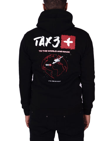 Tax3 'To The World And Back' Hoodie