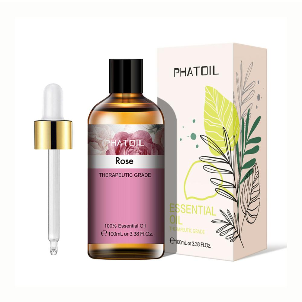 Pure Aromatherapy Essential Oils