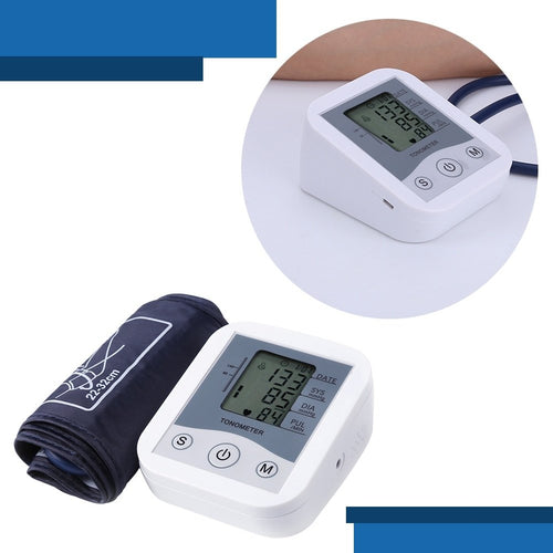 DoctorHypertension® Blood Pressure Monitor - DoctorHypertension