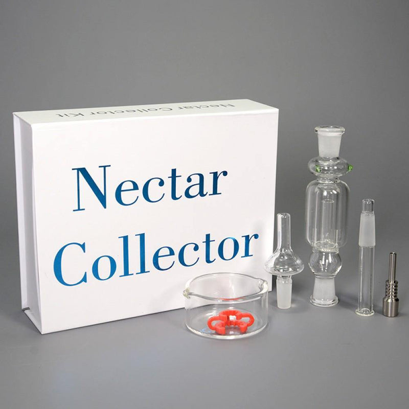 10mm Nectar Collector Set- White Box