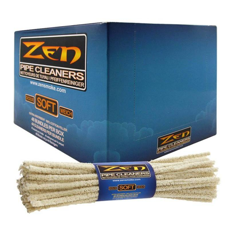 Zen Pipe Cleaner Box- SOFT