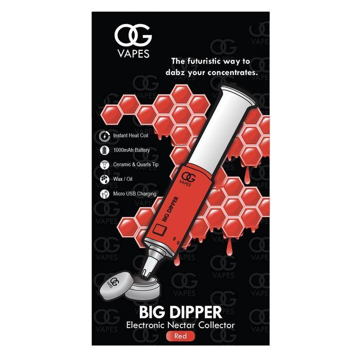 OG Vapes Big Dipper Electronic Nectar Collector