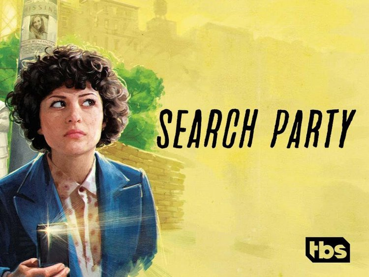 Search Party on TBS 👀